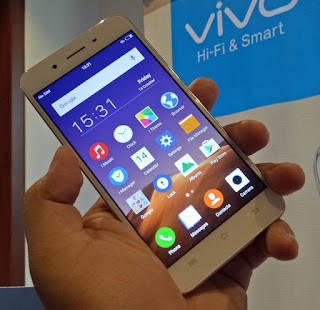Vivo Y55 Unveiled in the Philippines; 5.2-inch HD, Octa Core Snapdragon 430 for Php7,990