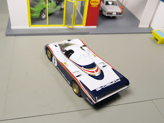 hot wheels  Porsche 956