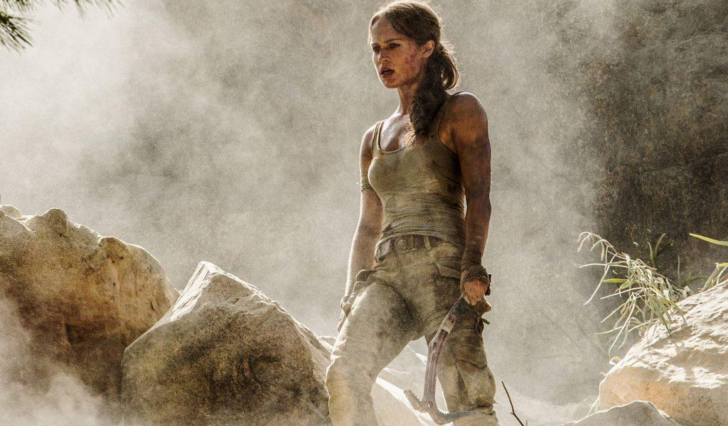 Tomb Raider   Alicia Vikander em novas imagens do reboot