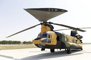 Helikopter CH-47 Chinook ke Turki