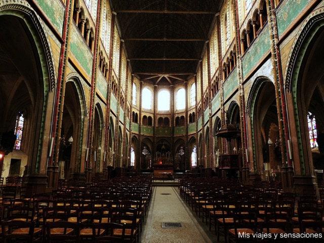 Iglesia de Saint-Aignan, Chartres