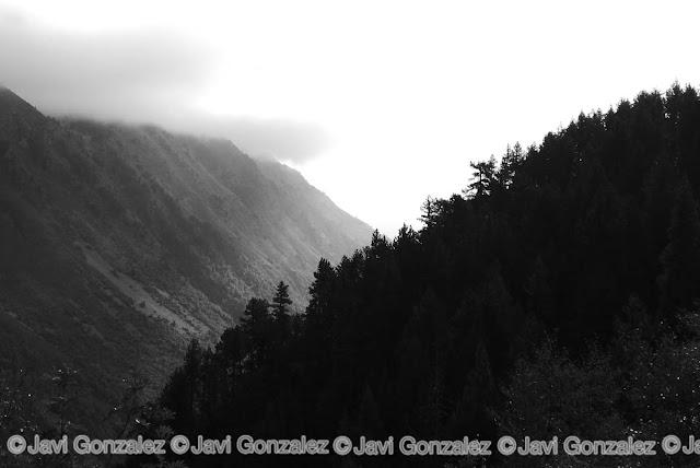 Valle de Arán, Vall d'Aràn, Vall de Gerber, Bonaigua, Saboredo