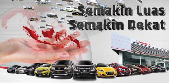 Sales Dealer Honda Sidoarjo Cash & Kredit Promo Harga Mobil