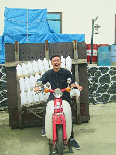 Serunya main di Museum Angkut Malang