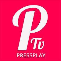 @PressPlayTVapp Smartphone Apps #thelifesway #photoyatra Logo