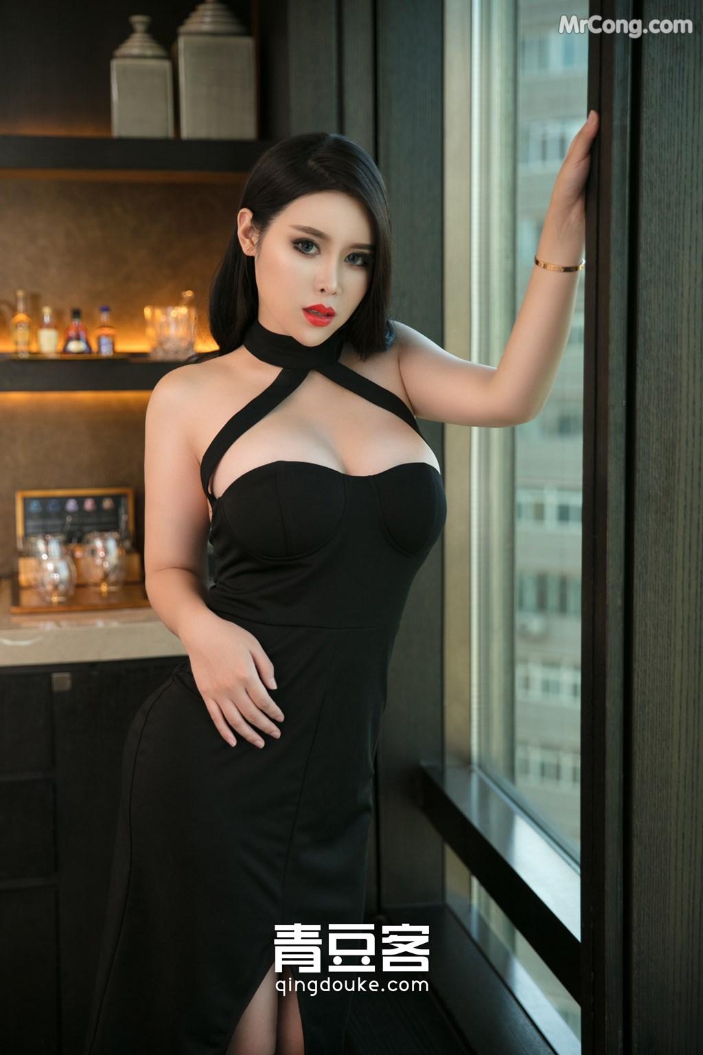 Image QingDouKe-2017-11-05-Ke-Rui-Na-MrCong.com-008 in post QingDouKe 2017-11-05: Người mẫu Ke Rui Na (可蕊娜) (48 ảnh)