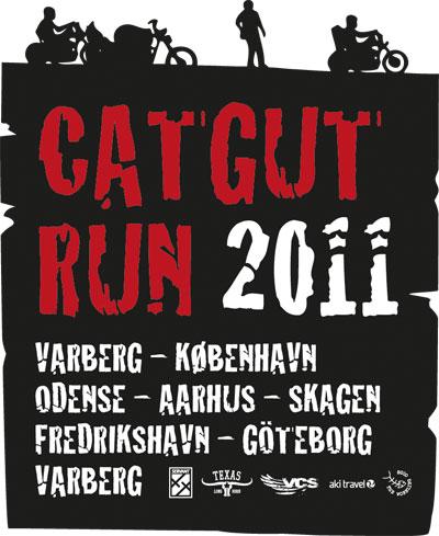 detailed look ef2ff 591cc Cat Gut Run 2011