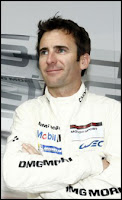 Romain Dumas is a French professional auto racing driver.