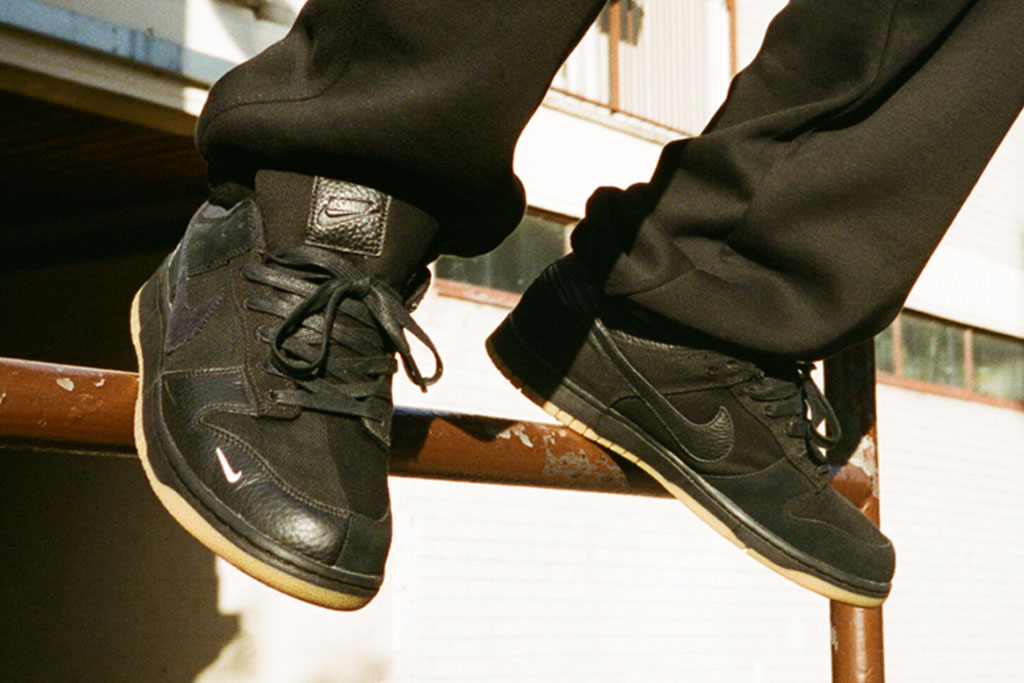 new style 7b686 c48eb BASEMENT X NIKE DUNK LOW  BSMNT