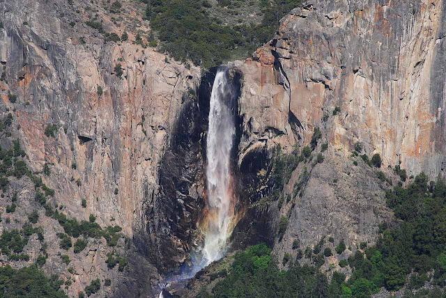 Bridalveil falls - Yosemite