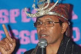 East Timor Taur Matan Ruak PLP