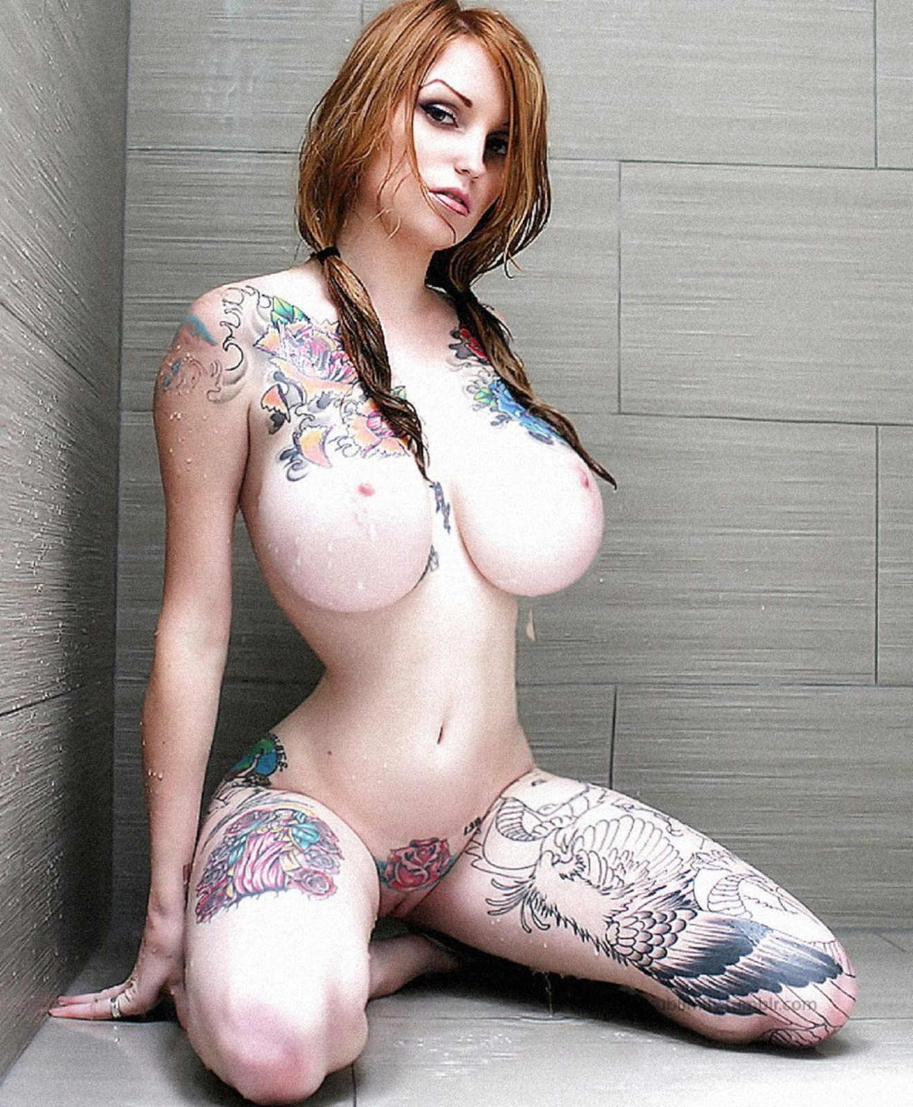 Tattoo nude video-5888