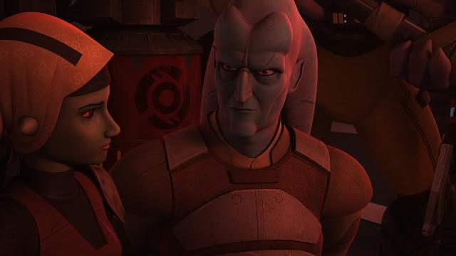 Star Wars Rebels Episode - Homecoming