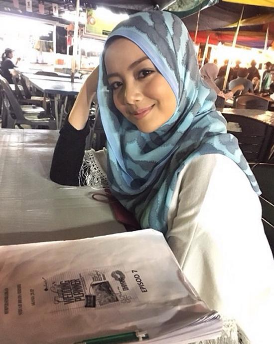 Gambar Mira Fizah - Pelakon Cinta Si Wedding Planner