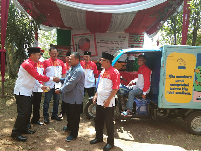 Tujuh Pilar Bertekat Mejadi Pelangi Untuk Bangsa Indonesia
