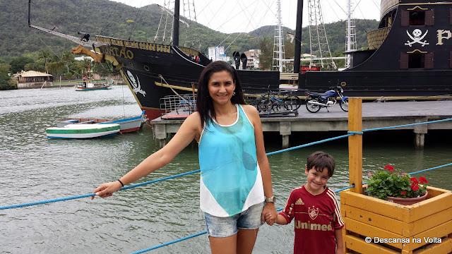 Passeio de Barco Pirata Balneário Camboriú