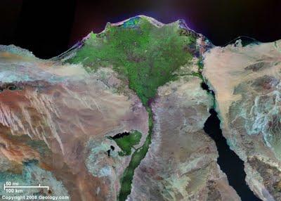 ארץ מצרים מלווין