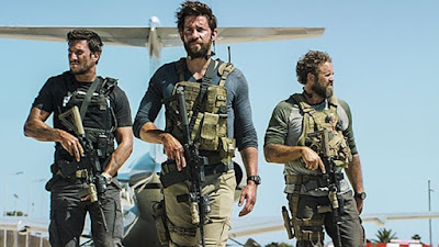 Watch 13 Hours: The Secret Soldiers of Benghazi 2016 Full Movie Download Free in Bluray 720p
