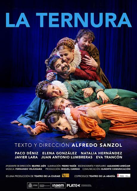 Teatro de la Ciudad, Andrés Lima, Miguel del Arco, Alfredo Sanzol