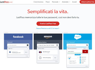 Sito LastPass