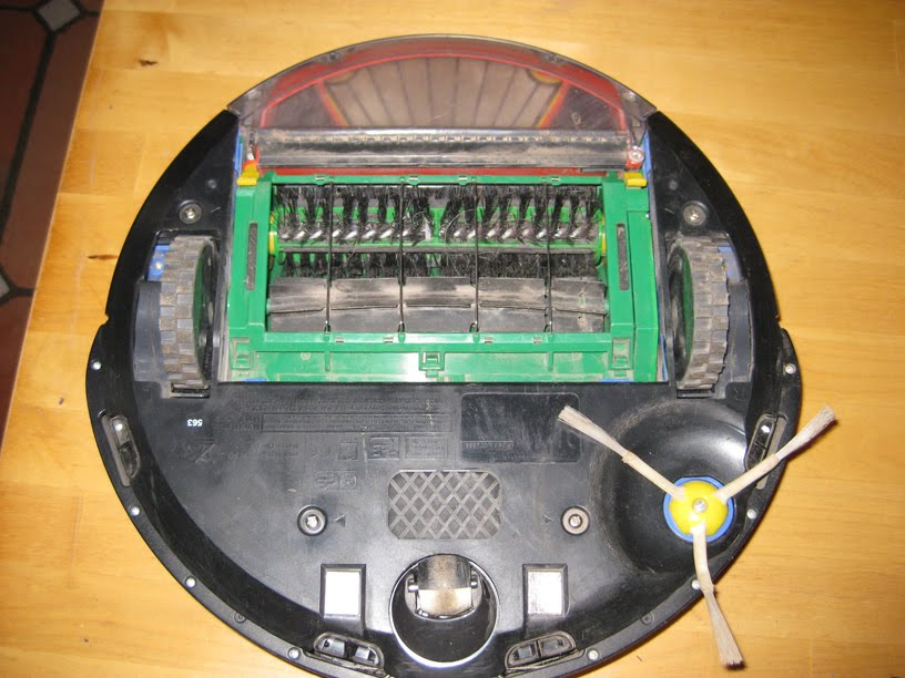 Image result for Roomba error 2 constantly