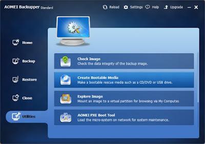 AOMEI Backupper 3.5 - Πάρτε πλήρες backup τα Windows και γλιτώστε το χρονοβόρο Format