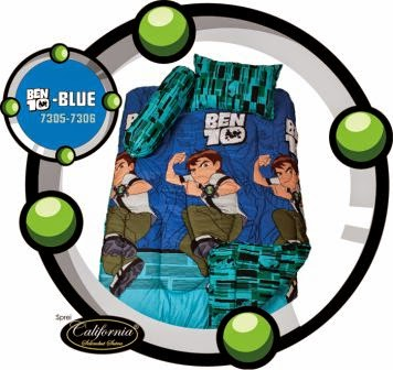 california ben10 blue