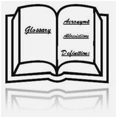 Blog Site Glossary