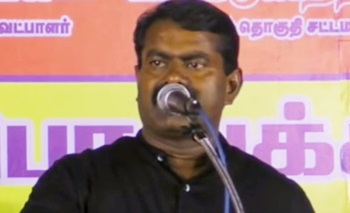 Seeman Speech 13-05-2016 RK Nagar