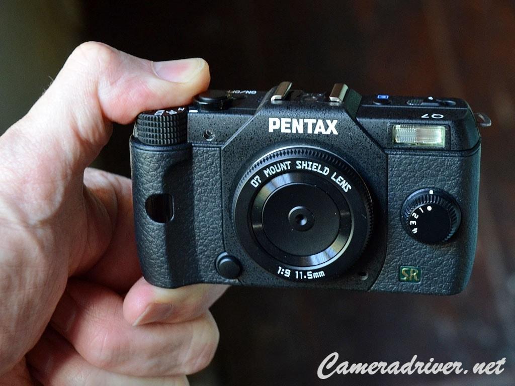 Pentax Q7 V1.01 Firmware Update