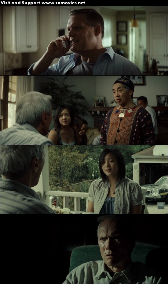 Gran Torino 2008 Dual Audio Hindi 720p