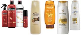 Rekomendasi merk shampo untuk rambut kering yang murah