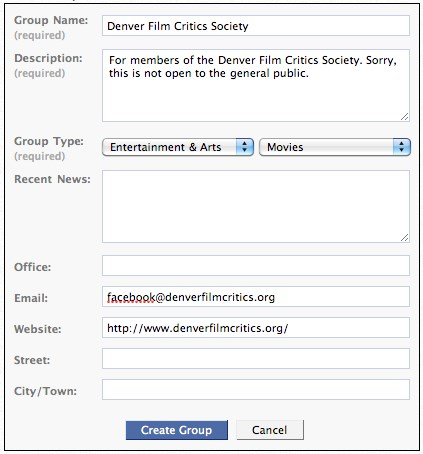 how to create a private family group on facebook