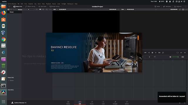 DaVinci Resolve 15 stable Linux