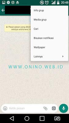 membuat link grup Whatsapp langsung join