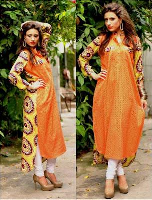 Andaaz Pret a porter Women s Semi formal collection 2012 b51c34da4