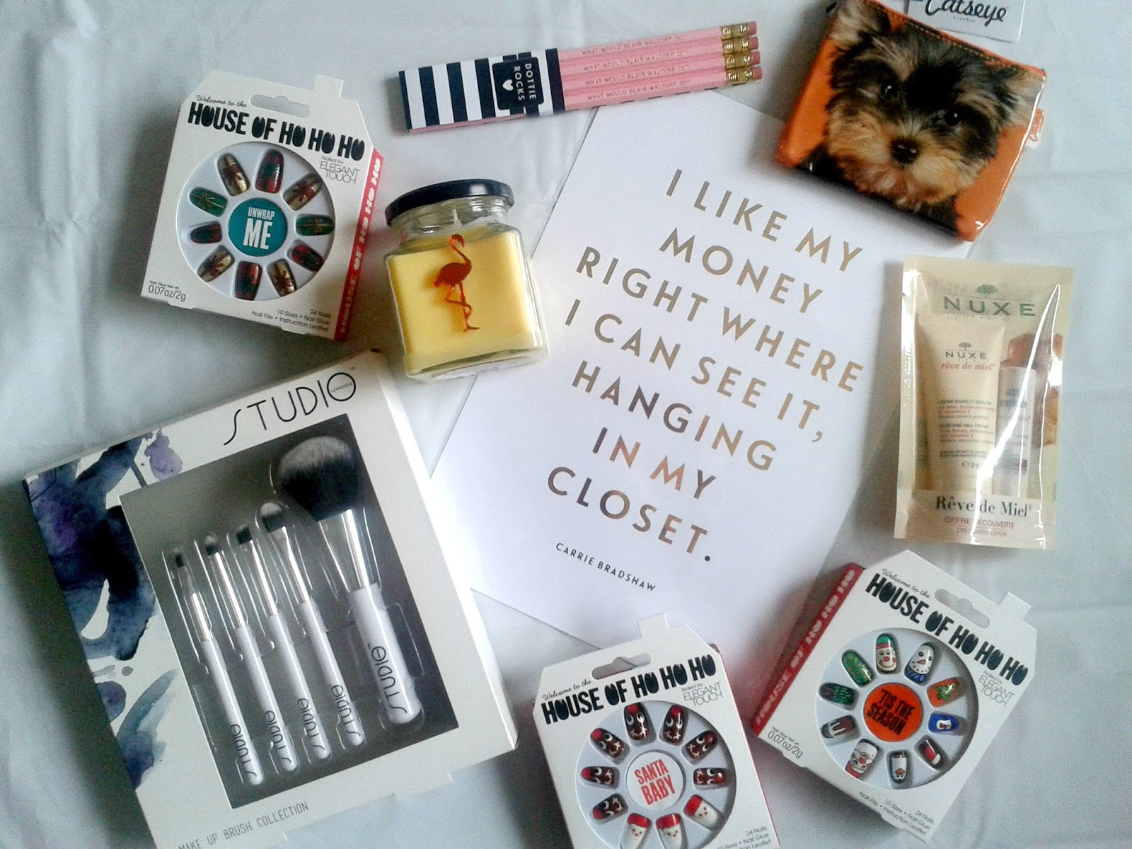 Christmas Gift Guide: Stocking Fillers Blog