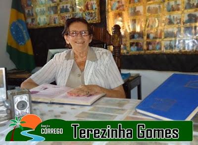 Terezinha Gomes, um pouco de história