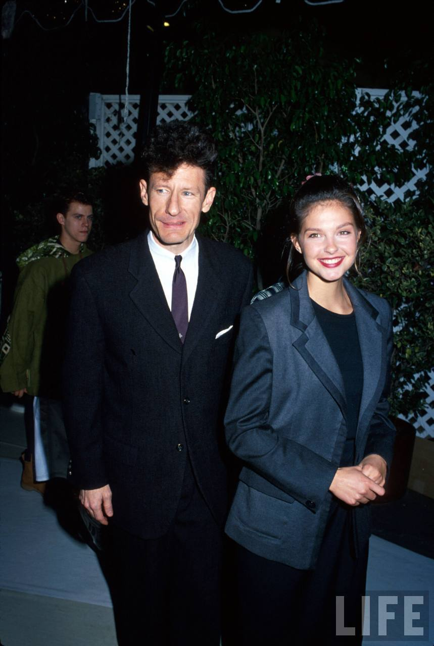 Ashley judd dating who now
