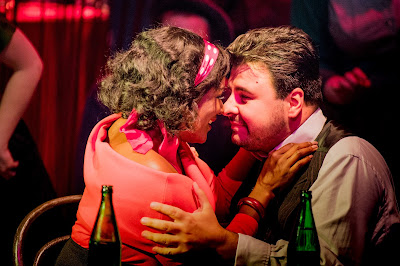 Opera Holland Park - Puccini: La rondine - Elizabeth Llewellyn, Matteo Lippi (Photo © Robert Workman)