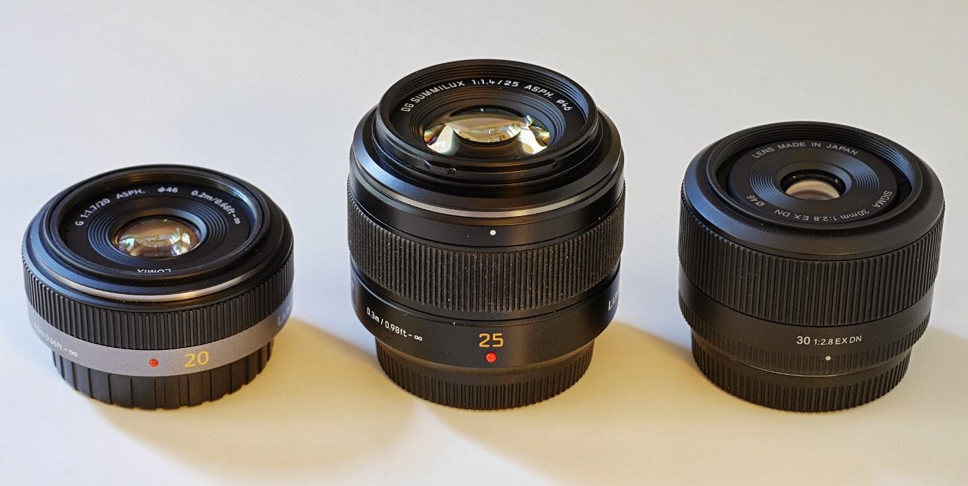 Panasonic Leica DG Summilux 25mm f/1.4 ASPH ...