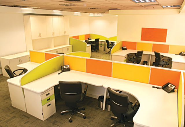 Have an Office on Easy Terms