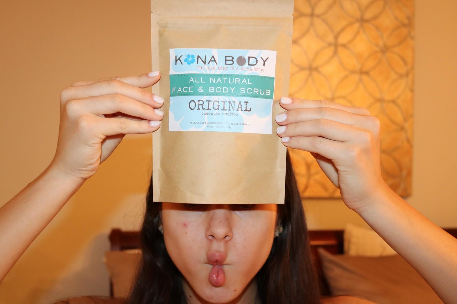 Kona Body Scrub