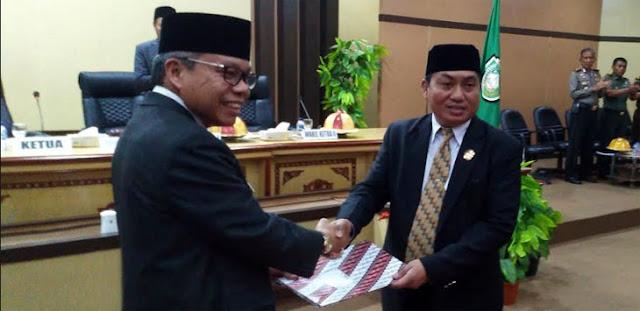 DPRD dan Pemkot Parepare Komitmen Membangun untuk Kepentingan Rakyat