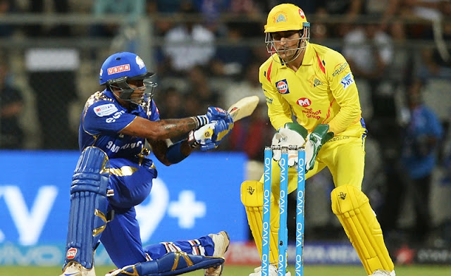 CSK vs MI Dream11 Predictions & Betting Tips, IPL 2018 Today Match Predictions