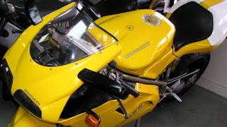 Ducati 748SP Specification