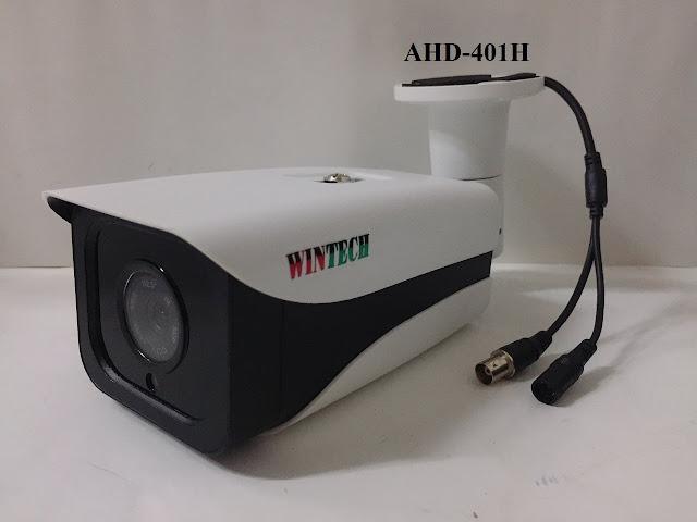 Camera AHD WinTech AHD-801H Độ phân giải 2.0 MP