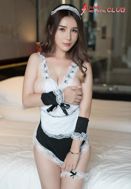 Galeri Foto Model Hot Chinese - Chen Qiu Yu