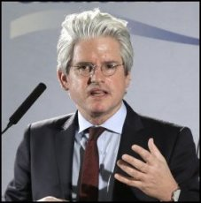 David Brock, a Hillary Clinton shill.