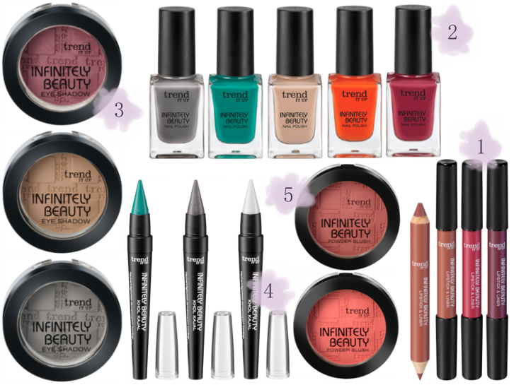 Preview trend it up! Infinitely Beauty September 2016